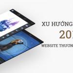 Xu hướng website thương mại điện tử năm 2016